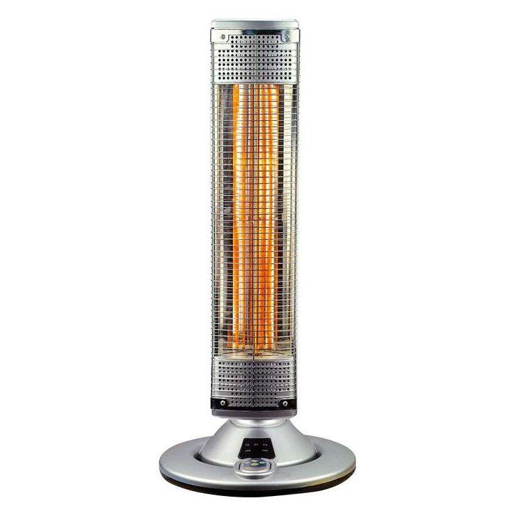 Stufa elettrica ad infrarossi 900 Watt Vinco 70180 - Giordano Jolly