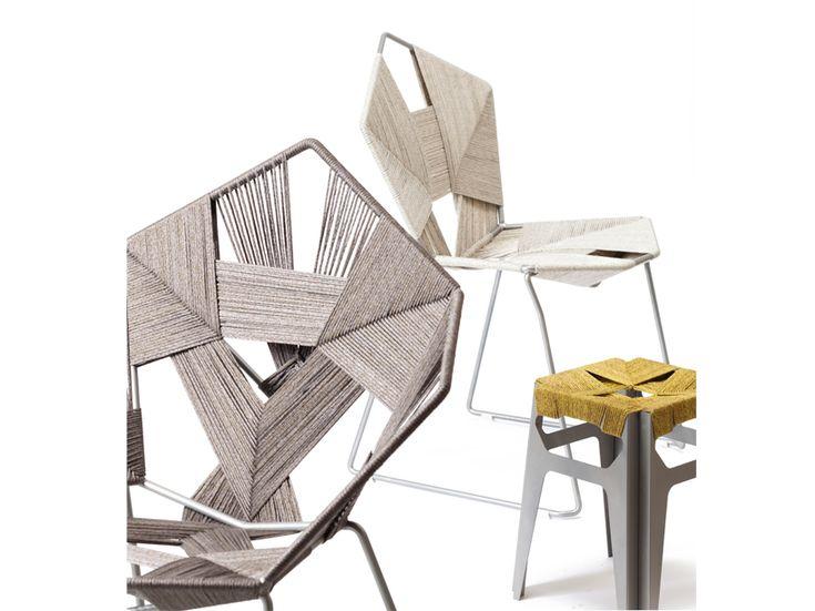 Schön Der Israelische Designer Rami Tareef Hat Eine Sesselkollektion Namens COD Projekt  Entworfen. Das Besondere Hier Ist, Dass Die Struktur Der Designer Stühle
