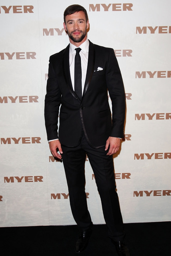 Kris Smith | Black Carpet #MyerSS13