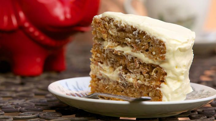Poh And Co Carrot Cake