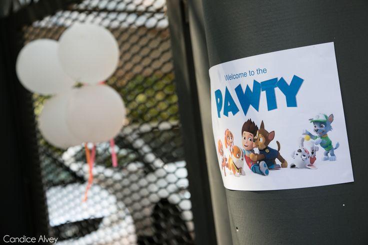 #PawPatrol Pawty