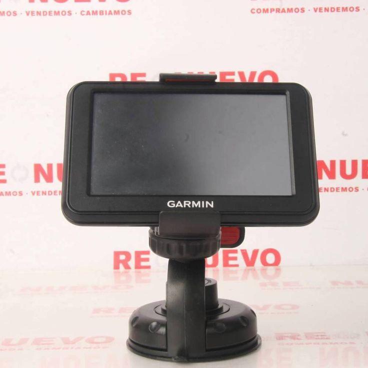 GPS GARMIN nuvi 40 de segunda mano E280351   Tienda online de segunda mano en Barcelona Re-Nuevo