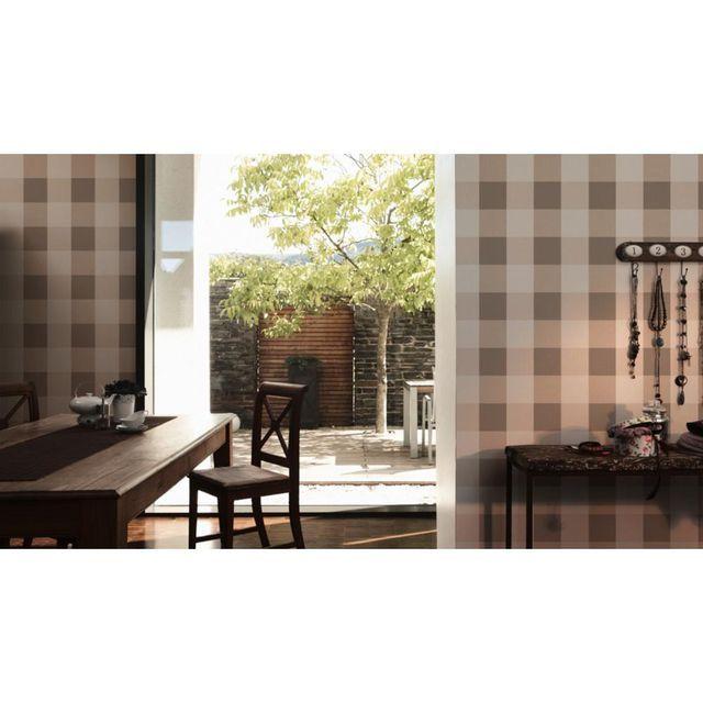 17 besten Streifentapeten @AS Création Tapeten Bilder auf - stein tapete wohnzimmer ideen