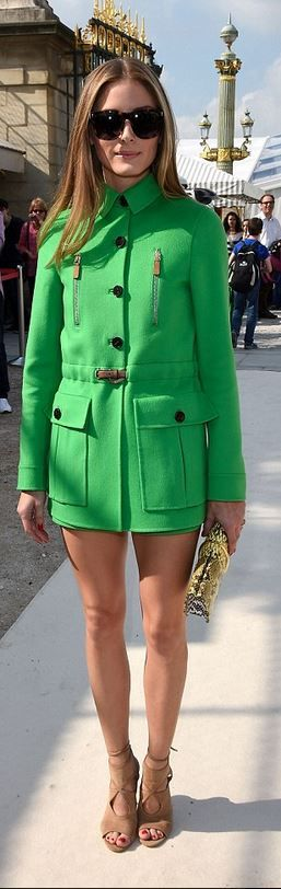 Coat – Valentino Shoes – Aquazzura Purse – Nina Ricci Aquazzura Sexy Thing Suede Cutout...