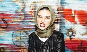 Noor Tagouri Becomes The First Woman To Wear A Hijab In Playboy | Huffington Post