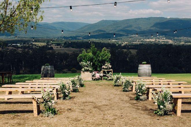 REAL WEDDING: Sarah   Joe - The Riverstone Estate - WedShed