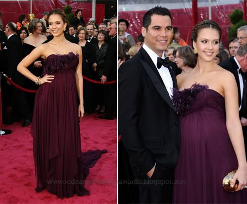 Oscars 2008 - Best Dressed - Red Carpet Fashion Awards