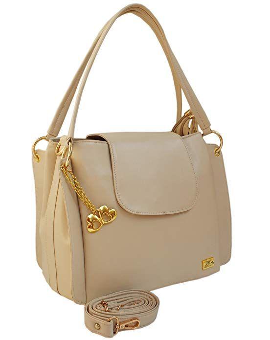 d7e3c4b2075 I Define You Latest Trend Cream Color Party Wear Handbag   Sling bag For  Girls and Women s