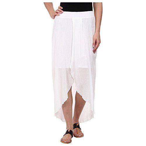 (シーアンドシー カリフォルニア) C&C California レディース スカート マキシスカート Hi Low Maxi Skirt 並行輸入品  新品【取り寄せ商品のため、お届けまでに2週間前後かかります。】 表示サイズ表はすべて【参考サイズ】です。ご不明点はお問合せ下さい。 カラー:White
