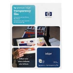 Search Transparency film for canon inkjet printers. Views 14146.