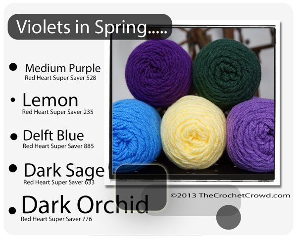 Trendy Colors by Daniel Zondervan. Dark Sage no longer available, all others available.