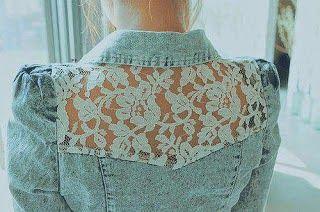 Moda e Dicas de Costura: IDEIA DE RECICLAGEM - 10