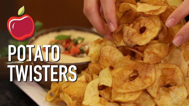 HOW TO MAKE Potato Twisters / Ribbon Fries Recipe  |  HellthyJunkFood