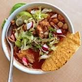 Image result for pozole rojo