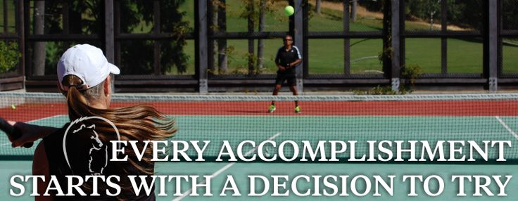 Blog - Take a Swing at Tennis with Tennis Canada Certified Coach Ranjan McAuthur at Bear Mountain