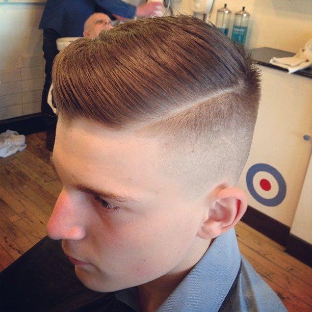 2463 Best Oiled Down Images On Pinterest Barbershop