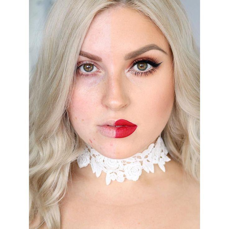 Power of makeup  https://youtu.be/FRdG8eDBaY0  now up!  #shaaanxo #powerofmakeup inspired by @nikkietutorials