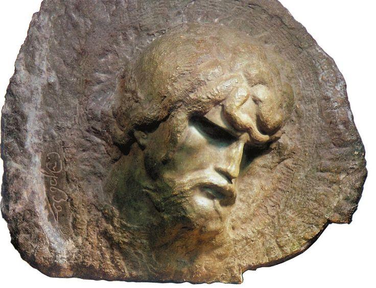 http://erzia-museum.ru/wp-content/uploads/2015/02/1211.jpg Иоанн Креститель. 1919 г. Цемент