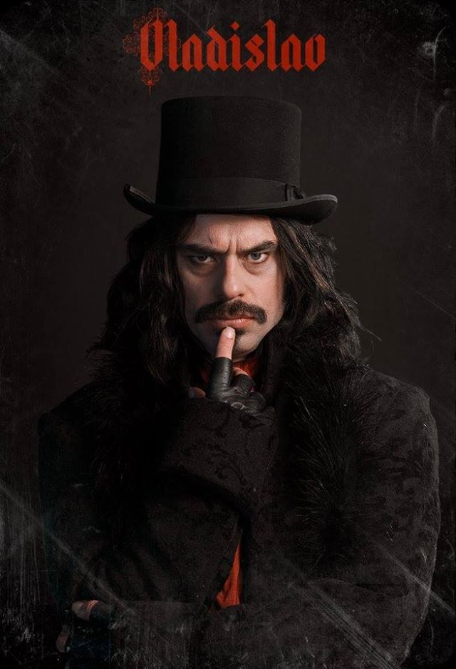Jemaine Clement as Vladislav from What We Do in the Shadows.  (Source: https://www.facebook.com/WhatWeDointheShadows)
