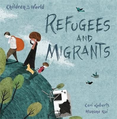 The Children in Our World picture book series helps children make sense of the larger issues and crises that dominate the news in a sensitive and appropriate manner. With relatable comparisons, carefully researched text and striking illustrations, children can begin to understand who refugees and migrants are, why they've left their homes, where they live and what readers can do to help those in need. Where issues aren't appropriate to describe in words, Hanane Kai's striking and sensitive…