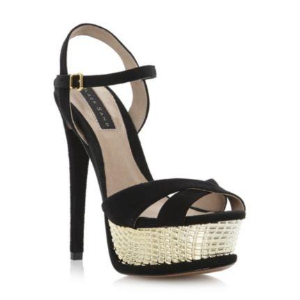 Platform High Heel Sandals