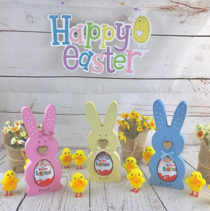 14 best easter gifts images on pinterest easter gift easter personalised easter bunny card style 2 negle Choice Image