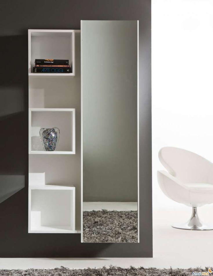 Oltre 25 fantastiche idee su specchio corridoio su - Ikea specchio trucco ...