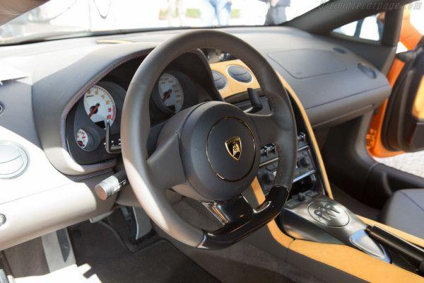 2014 Lamborghini 5-95 Zagato Wheels