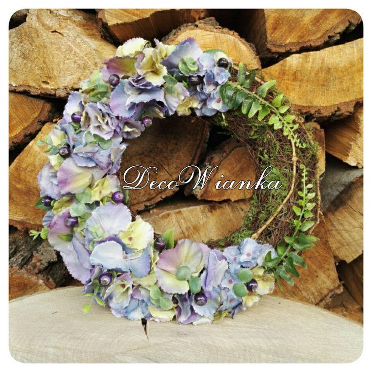 Wianek dekoracyjny,wianki,wanek,dom,sweet home,home,dekoracje,dekoracja ,kompozycja kwiatowa,stroik,kwiaciarnia,kwiaty