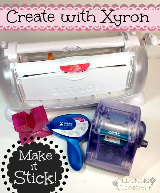 Featured Product Friday: {Creating with Xyron} - love this comprehensive overview of all the great things our machines can do!