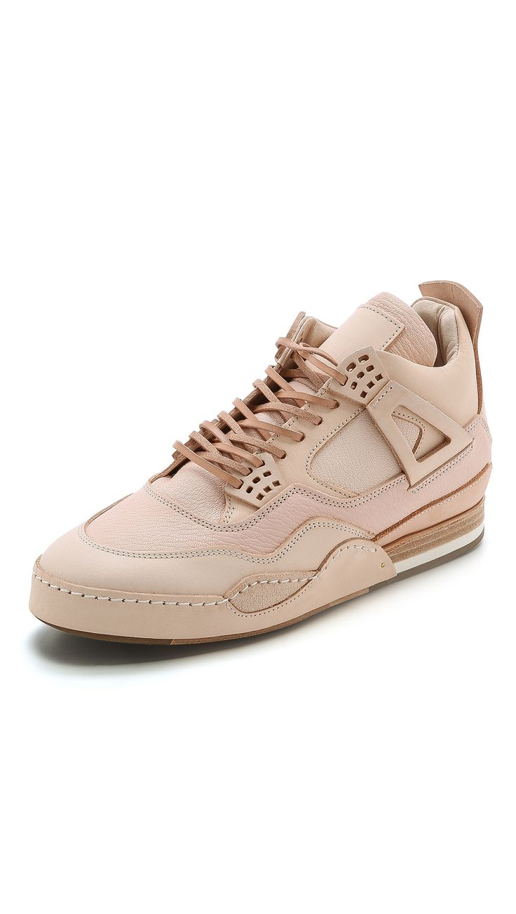Hender Scheme, Manual Industrial Products 10 Sneakers (Natural)