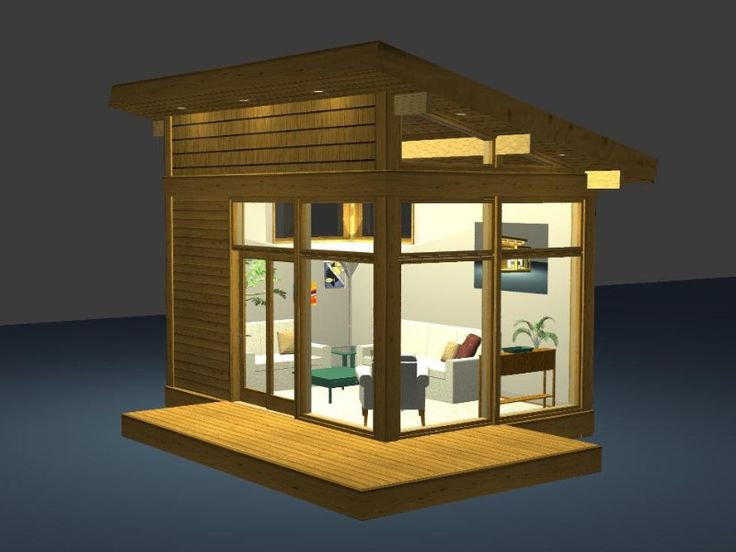 Best Modern Sheds Images On Pinterest Sheds Architecture And - Studio shed with bathroom for bathroom decor ideas