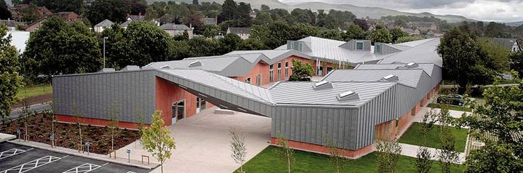 Ruthin Craft Centre, The Centre for the Applied Arts in Denbighshire, Wales