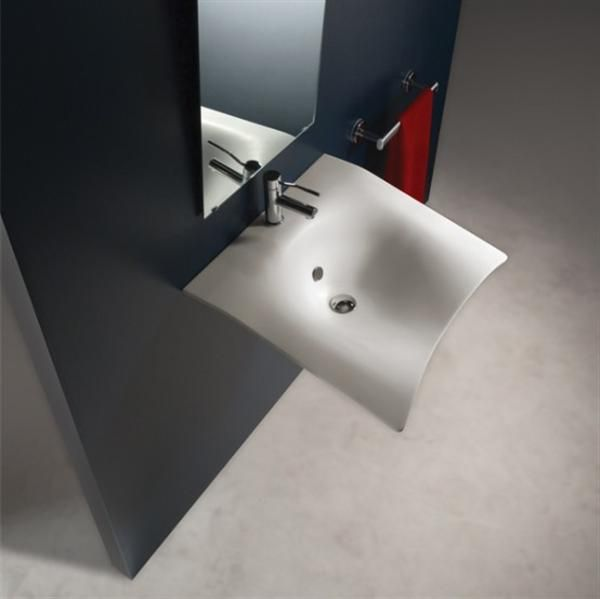 flight is a contemporary sing designed by studio rodighiero for goman - Modern Design Bathrooms 2010