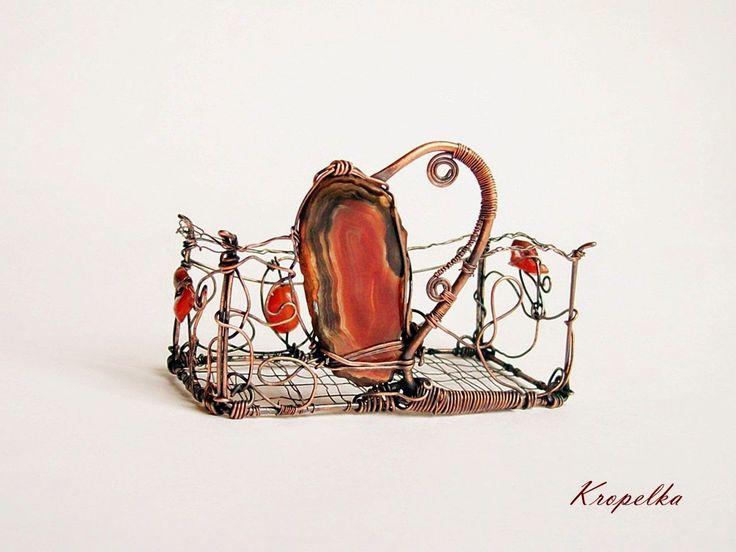 """I added """"Sutasz,biżuteria i inne bibeloty czyli pasje Krope"""" to an #inlinkz linkup!http://kropelkowo.blogspot.com/2015/01/swiecznik-valentino.html"""