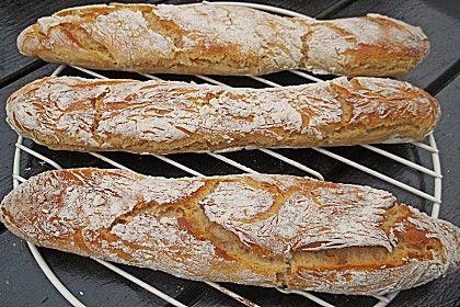Baguette Parisienne (Rezept mit Bild) von cremona | Chefkoch.de