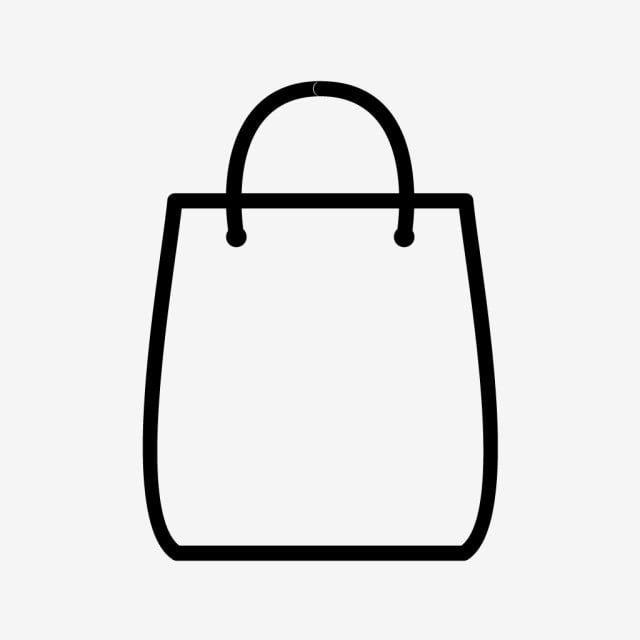 Vector Shopping Bag Icon Shopping Bag Clipart Shopping Icons Bag Icons Png And Vector With Transparent Background For Free Download Bag Icon Online Store Design Vector Background Pattern