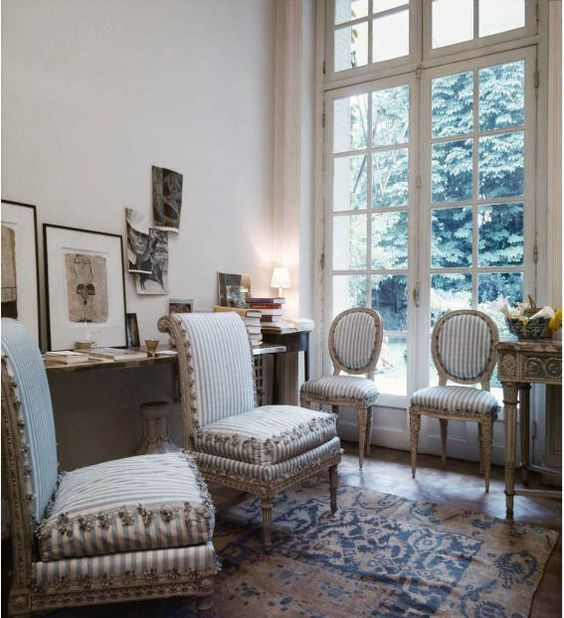 Kennedy Manor Dining Room: Bunny Mellon, Dining Room And World Of Interiors