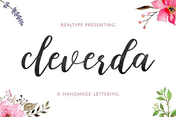Cleverda Script by Realtype.co on @creativemarket