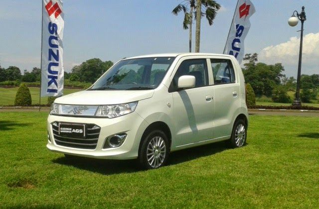 Suzuki Karimun Wagon R AGS Resmi Diperkenalkan ~ Info Otomotif