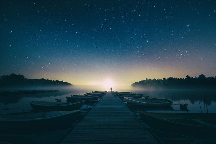 yökuvaus, tähtikuvaus, maisemakuvaus, tähtikuva