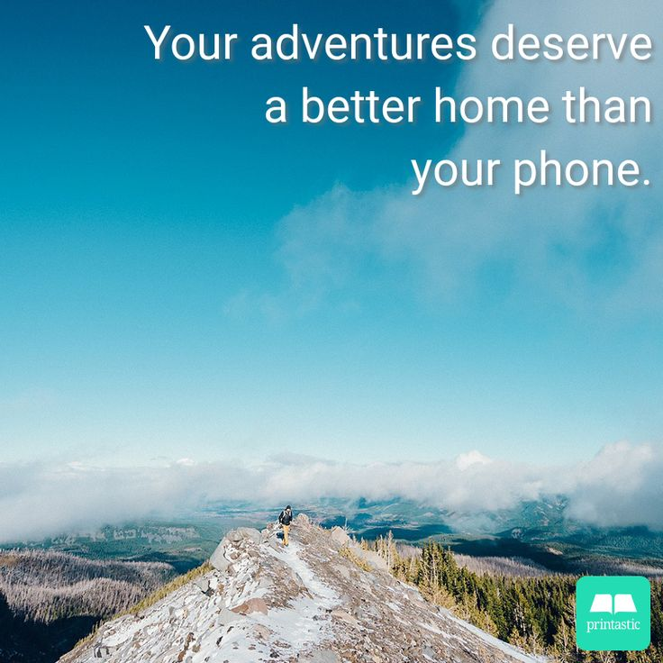 Turn your adventures into beautiful photo books with Printastic. #app #iPhone #photography #ipohoneography