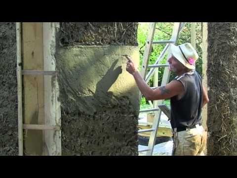 ▶ Tom Rijven - úprava hrubé omítky - YouTube