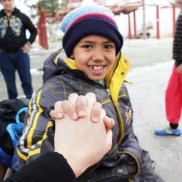 Children should not have to die for politicians to face the fact that refugees need protection. More on amnesty.org #RefugeesWelcome #SOSEurope