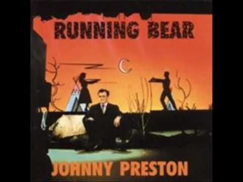 Running Bear - Johnny Preston - Original recording 1959. My all time Favorite Song ... Don't know why but it makes me Smile all over my Face ! Wa-hooooo ! S
