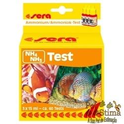 NH4/NH3 TEST AMONIA 15ML SERA por R$63,00*    Aproveitem! Somente hoje! NH4/NH3 TEST AMONIA 15ML SERA por R$63,00*     Este produto é um TESTE DE AMÓNIA NH4/NH3 para aquários de água doce e salgada, onde irá determinar a concentração tanto de NH4 com de NH3, para que você sempre possa manter seu aquário seguro e saudável.     Acessem: http://www.petstima.com.br/product_info.php?products_id=17798    Visitem: www.petstima.com.br    *Valor referente para pagamento via Transferência ou Depósito.