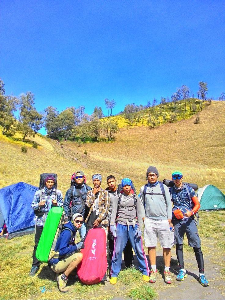 Gunung Semeru #19072015 #trip 2 #Ranukumbolo #puncak #mahameru #indonesia #holidays #travel #photography
