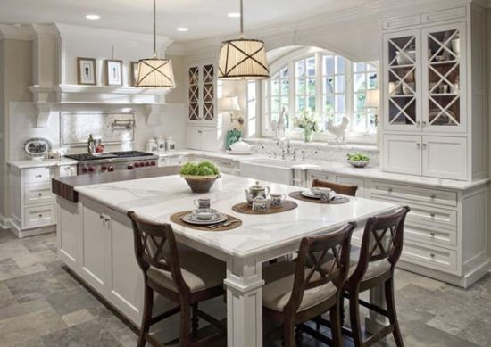 55 Incredible Kitchen Island Ideas