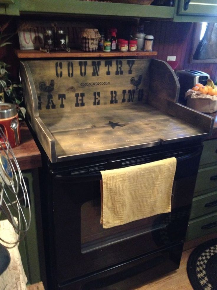 Primitive Country, Noodle Board, Stove Top Cover, Space Saver, Serving Tray  #NaivePrimitive #Wehandmadethese