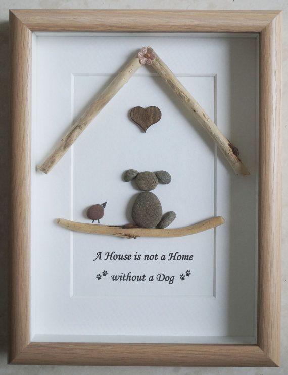 Image Result For How To Make Pebble Art Pebble Art Pebble Art Family Framed Art